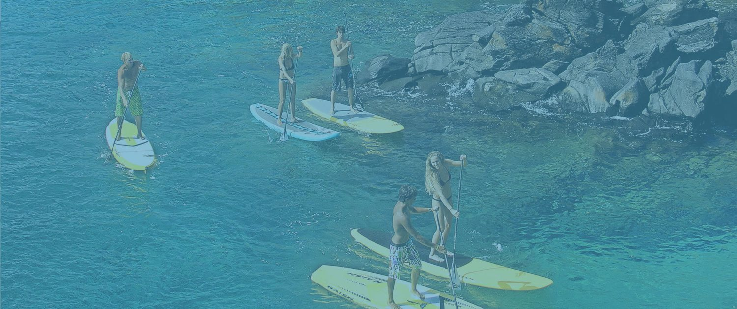 Maui Stand Up Paddle Group