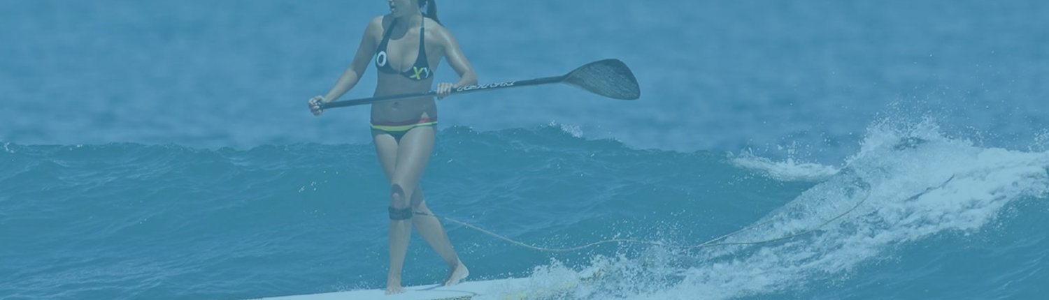 Slider Maui Stand UP Paddle Surfing